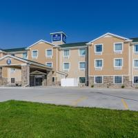 Cobblestone Hotel & Suites - McCook,位于McCook的酒店