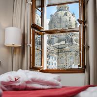 德累斯顿艾米迪亚广场酒店