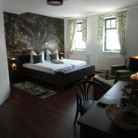 特伦提诺酒店,位于艾森贝格的酒店