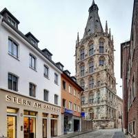 斯特恩市政厅酒店,位于科隆的酒店