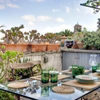 Luxury Art Apt with terrace in Trastevere