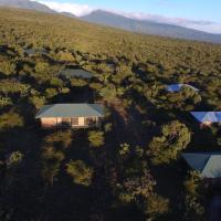 恩戈罗恩戈罗野营豪华帐篷,位于恩戈罗恩戈罗的酒店