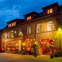 Gasthaus & Hotel Drei Lilien,位于Werbach的酒店