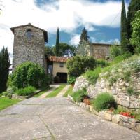 Casale Fontibucci-vista su Firenze