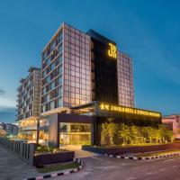 金厚德服务式公寓酒店,位于米里的酒店