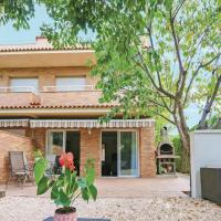 Four-Bedroom Holiday Home in Sant Vicenc de Montalt