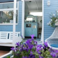B&B The Blue Cabin,位于赫伊曾的酒店
