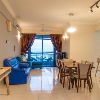 槟城岛180度全景舒适公寓 - D帝国民宿