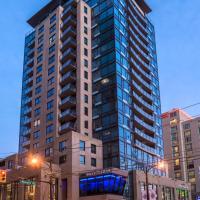 布鲁酒店,位于温哥华的酒店