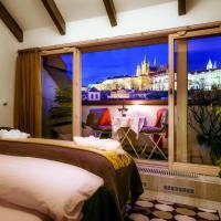 布拉格城堡总统公寓及礼宾服务和美景