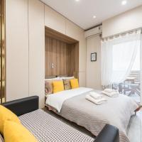雅典中心设计公寓
