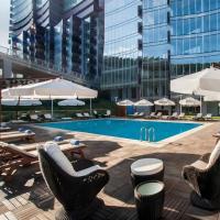 伊斯坦布尔萨默塞特马斯拉克公寓式酒店