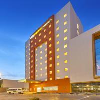 青年莱昂会议中心城市快捷旅馆