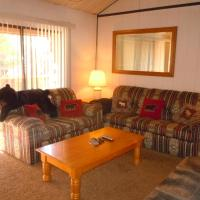 雪峰85号两卧室尊贵联排别墅度假屋