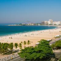 里约热内卢科帕卡巴纳美居酒店