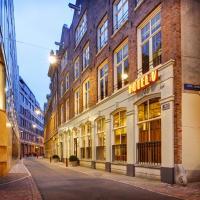 维纳斯普林酒店,位于阿姆斯特丹的酒店