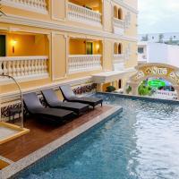 曼谷司隶文物酒店,位于曼谷的酒店