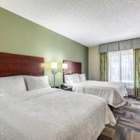 奥兰多南湖纳维汉普顿酒店套房