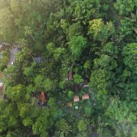 巴厘岛丛林度假屋