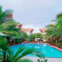 山茶花园度假酒店