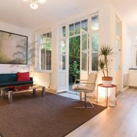Amazing apartment with private garden on great location