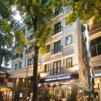 Hanoi L'Heritage Diamond Hotel & Spa