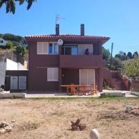 My home Sanvi. Bonita casa con vistas al mar