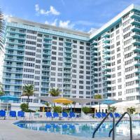 迈阿密海滩海岸套房公寓式酒店