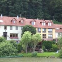 Gästehaus Martin,位于Gamburg的酒店