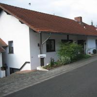 Kelten-Ferienwohnung,位于Glauburg的酒店
