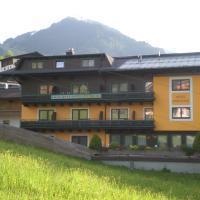 Hotel-Pension Wolfgang,位于萨尔巴赫的酒店