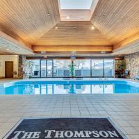 汤普森酒店,位于坎卢普斯的酒店