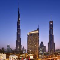 迪拜购物中心地标酒店