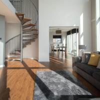 StayCentral Apartment - Glasgow City Penthouse