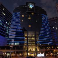 Signature 1 Hotel Tecom,位于迪拜的酒店