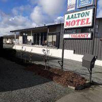 Aalton Motel Temuka