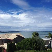 A beauty unit nearby sea