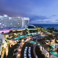 迈阿密海滩枫丹白露酒店