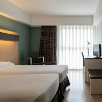洛格罗尼奧城市酒店,位于洛格罗尼奥的酒店