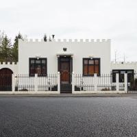 白色小城堡别墅