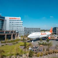阿姆斯特丹可瑞多村庄酒店,位于巴德胡弗多普史基浦机场 - AMS附近的酒店