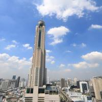 彩虹云霄酒店,位于曼谷的酒店