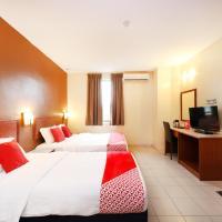OYO 447 Comfort Hotel Meru,位于巴生的酒店