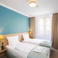 Medos Hotel,位于布达佩斯的酒店
