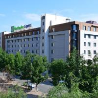 长春高新智选假日酒店,位于长春的酒店