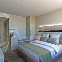 法兰克福机场假日酒店,位于美因河畔法兰克福的酒店