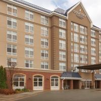 乡村酒店及套房由卡尔森酒店- 美国购物中心