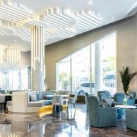 伊鲁尼阿尔卡拉北部酒店,位于马德里的酒店