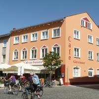 Cafe am Donautor,位于凯尔海姆的酒店