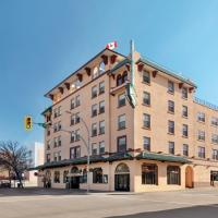 The Plaza Hotel a Trademark Collection by Wyndham,位于坎卢普斯的酒店
